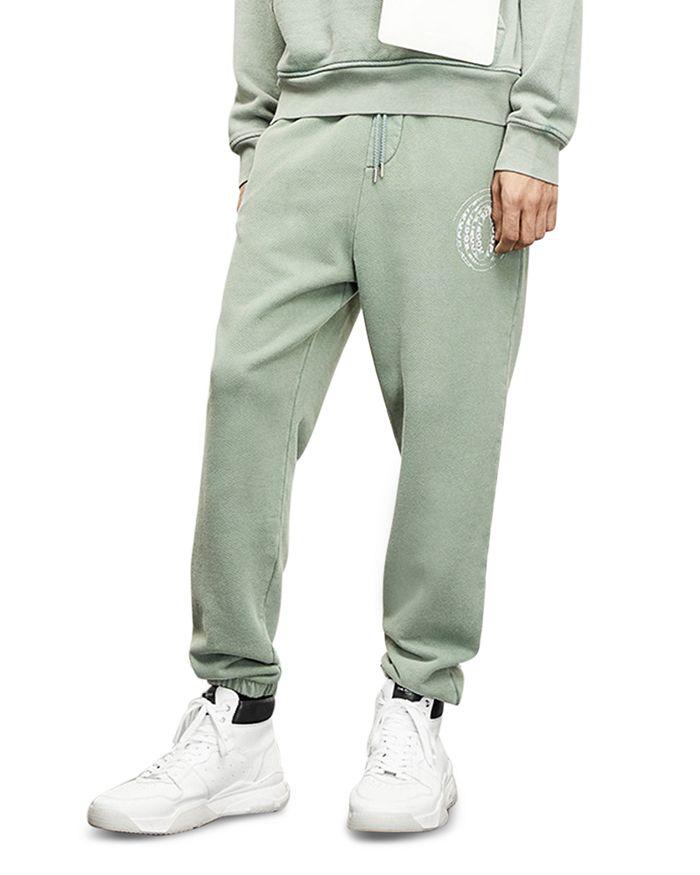 The Kooples - Faded Green Jogger Pants
