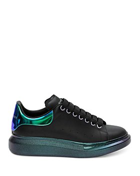 Alexander McQUEEN - Men's Oversized Iridescent Heel & Sole Sneakers