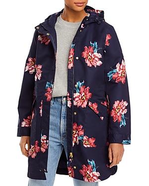 Loxley Floral Print Raincoat