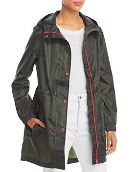 Joules - GoLightly Packable Plain Raincoat