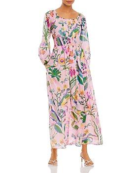 Banjanan - Daffodil Cotton Printed Maxi Dress