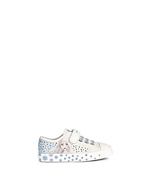 Geox Girls' Ciak Embellished Sneakers - Toddler, Little Kid, Big Kid