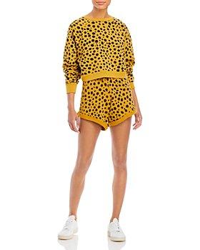 LNA - Sweatshirt & Shorts