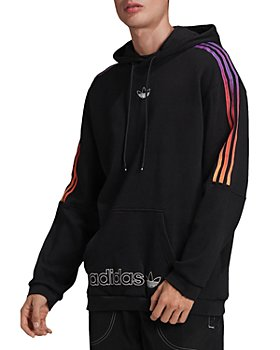 adidas Originals - 3-Stripes Cotton French Terry Regular Fit Hoodie