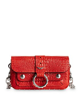 Zadig & Voltaire - Kate Leather Chain Wallet