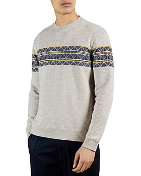 Ted Baker - Aztec Panel Sweater