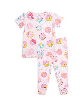 Angel Dear - Girls' Donut Pajama Set - Baby
