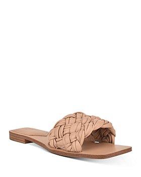 Marc Fisher LTD. - Women's Reanna Woven Slide Sandals