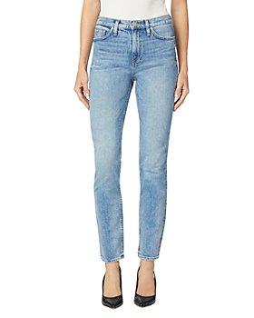 Hudson - Holly Straight Leg Jeans in Bird Of Paradise