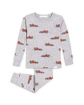 FIRSTS by petit lem - Boys' Racecar 2-Piece Pajama Set - Baby