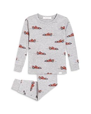 Firsts by petit lem Boys' Racecar 2-Piece Pajama Set - Baby