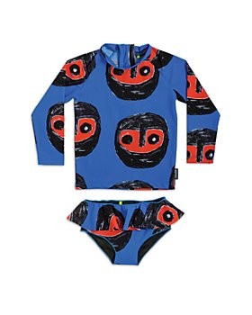 NUNUNU - Girls' Ninja Two Piece Swimsuit - Baby