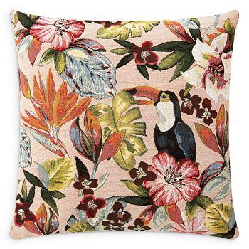"Yves Delorme - Utopia Decorative Pillow, 18"" x 18"""