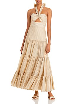 Significant Other - Tuscany Halter Maxi Dress
