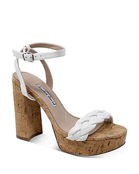 Charles David - Women's Jocky High-Heel Platform Sandals