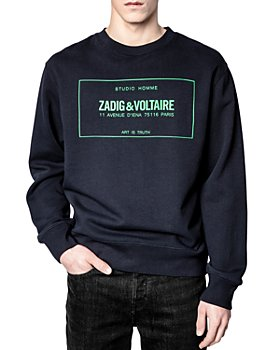 Zadig & Voltaire - Boxed Logo Sweatshirt