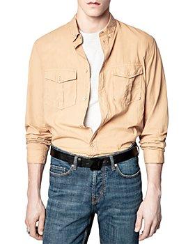 Zadig & Voltaire - Forever Cotton Regular Fit Shirt