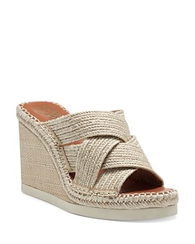 VINCE CAMUTO - Women's Bailah Espadrille Wedge Sandals