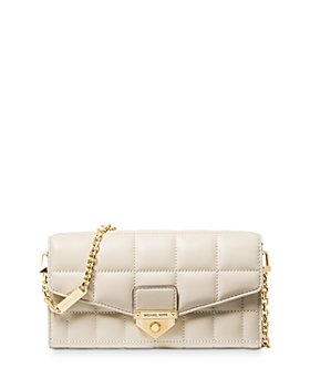 MICHAEL Michael Kors - Large Quilted Chain Wallet