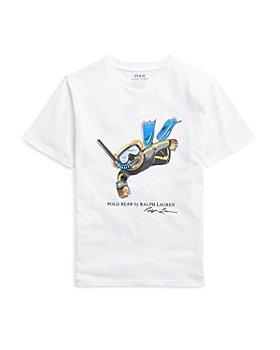 Ralph Lauren - Boys' Cotton Tee - Little Kid, Big Kid
