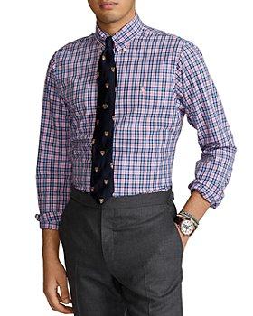 Polo Ralph Lauren - Check Print Classic Button Down Shirt