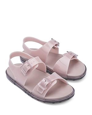 Women's Wide Buckled Slingback Sandals
