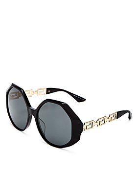 Versace - Women's Geometric Sunglasses, 59mm