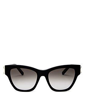 Salvatore Ferragamo - Womens Vara Cat Eye Sunglasses, 53mm