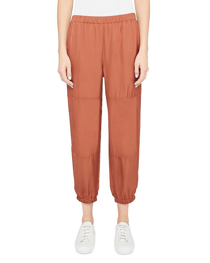 Theory Track pants SLIM CARGO FLAT TWILL PANTS