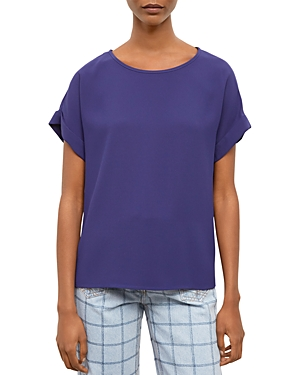 Netty Crossover Back Top