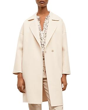 Raphaelle Wool Coat