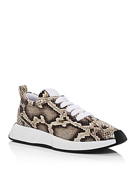 Giuseppe Zanotti - Men's Blabber Embossed Low-Top Sneakers
