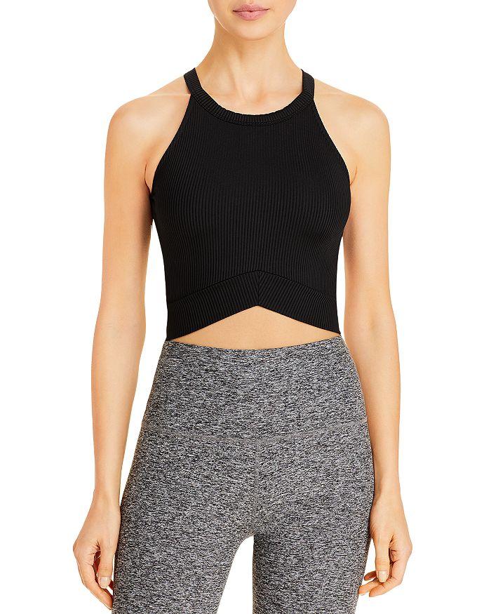 Year Of Ours Tops YEAR OF OURS BRIGITTE CROP TOP