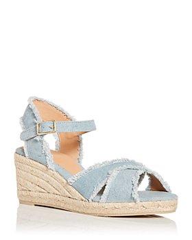 Castañer - Women's Bromelia Wedge Espadrille Sandals