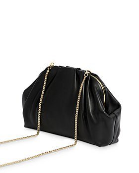 Ted Baker - Gathered Leather Clutch