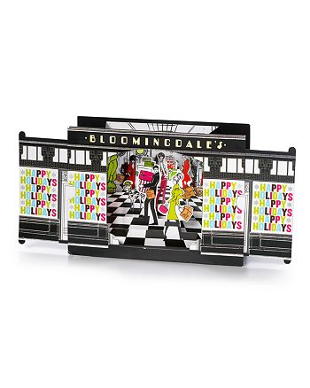 Bloomingdale's - Holiday Store Front Gift Card with Box- $300