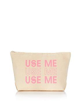 Twelve NYC - 12 NYC Use Me Cosmetics Bag - 100% Exclusive