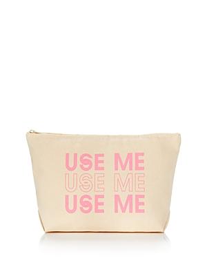 Bloomingdale's 12 Nyc Use Me Cosmetics Bag - 100% Exclusive