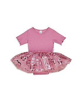 Huxbaby - Girls' BFF Heart Ballet Onesie - Baby