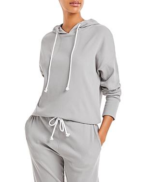 Aqua Athletic Ribbed Hoodie Sweatshirt - 100% Exclusive