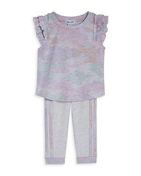 Splendid - Girls' Camo Print Top & Leggings Set - Baby