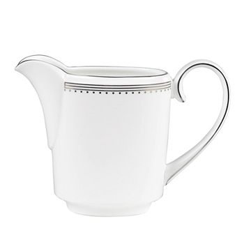 "Vera Wang - for Wedgwood ""Grosgrain"" Creamer"