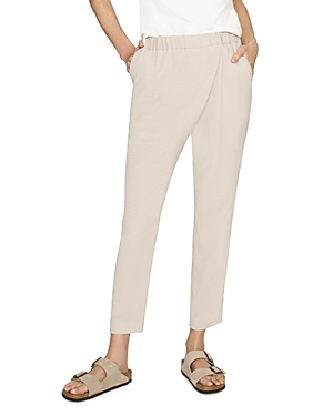 b new york Crossover Recycled Harem Pants