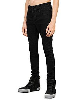 thom/krom - Stretch Denim Skinny Jeans