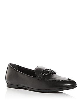 Salvatore Ferragamo - Women's Apron Toe Loafers