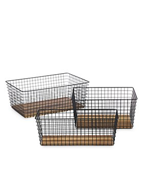 Neat Method - Grid Storage Baskets