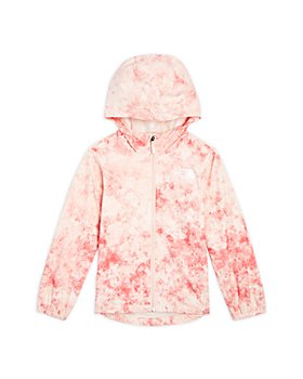 The North Face® - Girls' Zipline Hooded Rain Jacket - Big Kid
