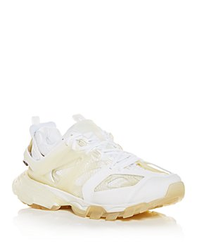 Balenciaga - Men's Track Clear Sole Low Top Sneakers
