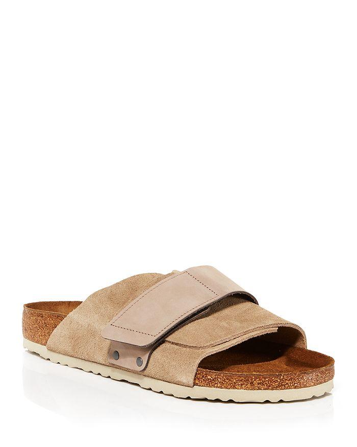 Birkenstock - Men's Kyoto Slip On Strap Sandals