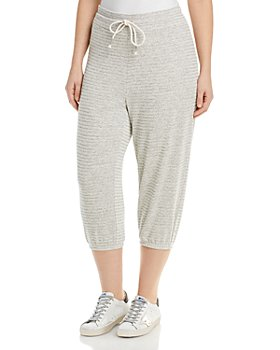 Marc New York Plus - Cropped Jogger Pants